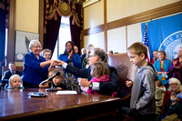 Feb. 18 - Children State Services Executive Order