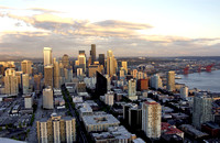 Views from Space Needle